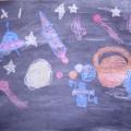 День космонавтики. Как мы к нему готовились