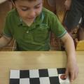 Дидактическая игра «Звуковые шашки»