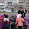 Отчёт по ознакомлению дошкольников с родным городом.