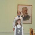 Моя внучка Настюша и ее увлечение музыкой