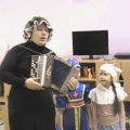 Фольклор, как средство развития певческих навыков.