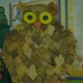 Осенние поделки, сделанные нашими родителями вместе с детками нашей группы