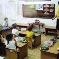 Конспект занятия по конструктиной практической деятельности в средней группе
