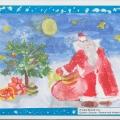 У нас целый «урожай» дипломов победителей на Всероссийском творческом конкурсе рисунков «Зимняя феерия»!