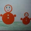 Модель образовательной деятельности в области «Художественное творчество», для детей 4–5 лет. «Неваляшки на прогулке»