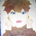Выставки работ на тему «Моя мамочка»