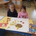 Панно в технике оригами «Наш детский сад»