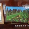 Выставка-конкурс «Яркие краски осени»