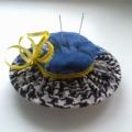 Шляпка— игольница для любимой мамочки.