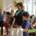 Родительское собрание совместно с детьми.