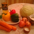 Вкусный салат. Рецепт