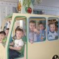 Наш автобус— для игры и для уединения