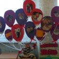 Оформление раздевалки в детском саду к празднику «День матери»