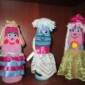 Музыкальные игрушки-шумелки «Весёлые милашки». Дидактические игрушки в теаральный уголок