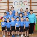 Фотоотчёт с праздника «Малые Олимпийские игры»