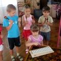 Музыкально-дидактические игры для детей старшего дошкольного возраста