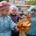 Золотая осень своими руками