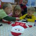 Мастер-класс «Добрый Дедушка Мороз»