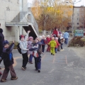 Экспедиция по «Тропе Карпинского» с детьми подготовительных групп.