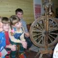 Приобщение детей к музейной культуре