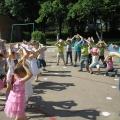 Перспективно-тематическое планирование по ознакомлению детей с играми народов ближнего зарубежья (подготовительная группа)
