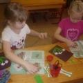 «Весенние первоцветы»— работы детей