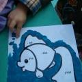 Пластилинография в работах малышей