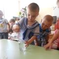 Знакомство детей младшего дошкольного возраста со свойствами воды путём создания благоприятной обстановки с помощью игр