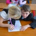 Занятие «Волшебная мандала». Для занятий с младшими школьниками.