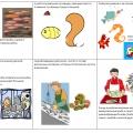 Использование мнемических опор в работе с дошкольниками