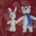 Мишка и Заяц— символы олимпиады!