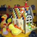 Конспект непосредственно образовательной деятельности по развитию речи для детей первой младшей группы.