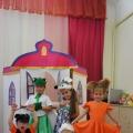 Сценарий театрализованного представления по русской народной сказке «Теремок»