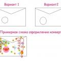 Конспект по рисованию в подготовительной к школе группе на тему «Дизайн новогоднего конверта»