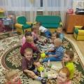 «Развитие движений в жизни детей раннего возраста»