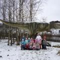 Открытие Динопарка в городе Котельниче