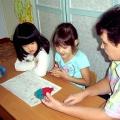 Метод наглядного моделирования и речь детей.