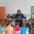 Хоккей в детском саду