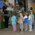 Фотоотчет с открытого занятия «У Мишутки день рождения»
