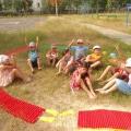«Тропа здоровья» в нашем детском саду