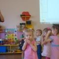 НОД по рисованию «Травка» для воспитанников 1 младшей группы