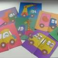 Конспект дидактической игры по ознакомлению с транспортом детей 2 группы раннего возраста. Машины разные нужны, машины