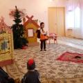 Конспект театральной постановки «Белочка-Умелочка»