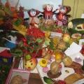Выставка. Поделки из овощей и фруктов