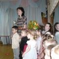 Открытое интегрированное занятие для младшей группы «Паровозик из Ромашково»