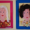 Галерея портретов «Любимая мамочка»