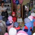 Взаимодействие с социумом. Экскурсия детей старшей группы в книжный магазин