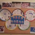 Плакат, посвященный Олимпийским играм в Сочи-2014