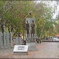 Стерлитамак. Сквер им. Г. К. Жукова