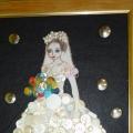 Картины из пуговиц. Украшение для нашего детского сада своими руками